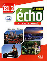 Echo B1.2, 2e édition. Livre + DVD-Rom + livre-web