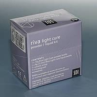 Riva LC, Рива ЛЦ стеклоиномерный цемент светового отверждения 15г+7,2мл