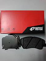 Колодки тормозные передние (REMSA) на MITSUBISHI LANCER