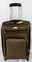 Дорожный чемодан Bonerte коричневого цвета