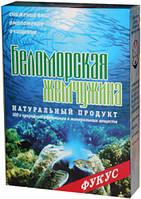 Фукус морские водоросли 100г (сухие) Беломорская жемчужина