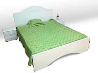 Спальня Аллюр - кровать и тумбочки
