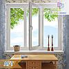 Дешевые трехстворчатые окна Киев