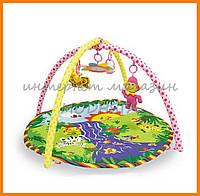 Детский игровой коврик Рай