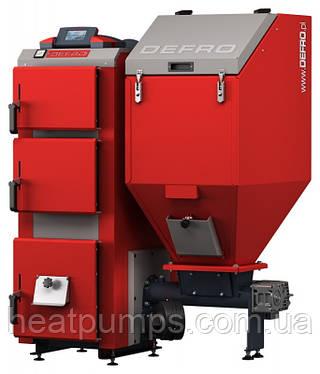 Котел твердотопливный с автоматической подачей топлива  Defro Komfort EKO 15 квт