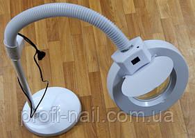 Косметологическая лампа-лупа с подсветкой