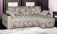 """Кутовий диван """"Луїза"""" з отоманкою"""