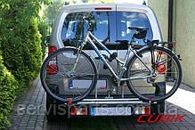 Кріплення для велосипедів на Фаркоп Menabo RACE 2, фото 3
