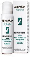 Крем-пена для стоп интенсив Allpresan Diabcare Intensiv Schaum-Creme