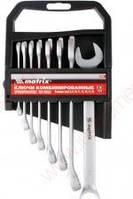 Набор ключей комбинированных рожковонакидных для автомобиля 9шт 6-22 C-rv МТХ 154109 Киев.
