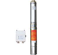 Насос скважинный с повышенной уст-тью к песку OPTIMA 4SDm3/7 0.55 кВт 51м, пульт+ 30м кабель