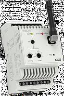 Универсальный диммер системы RF Control на ДИН-рейку RFDEL-71M
