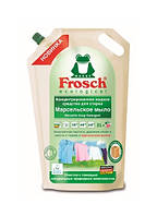 Жидкое средство Frosch марсельское мыло 2 L