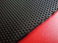 Резина набоечная листовая ЗВЕЗДА 500*500*7 мм цвет черный