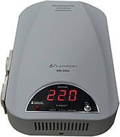 Стабилизатор напряжения Luxeon SW-2000VA (1400Вт) белый