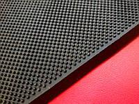 Резина набоечная листовая ШИПОВКА 450*550*8 мм  цвет черный