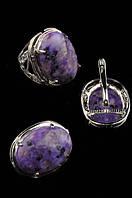Чароит - зачарованный камень http://ladystyle.biz/