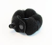 Заколка для волос валик с кнопкой бабетта-12 шт.- ширина 4,0 см.* длина 19,0 см.