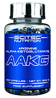 Предтренировочный комплекс Scitec Nutrition AAKG 800 mg (100 капс)