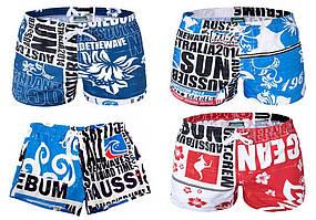 e64925cd511c7 Пляжные мужские шорты Aussiebum. Стильные и модные мужские пляжные шорты.  Производство Австралия. Код