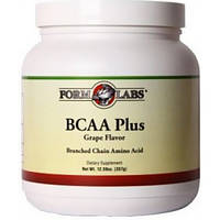 BCAA аминокислоты Form Labs BCAA Plus (360 г)