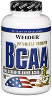 BCAA аминокислоты Weider All Free Form BCAA (260 таб)