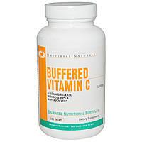 Комплекс витамина С Universal Vitamin C buffered 1000 мг (100 таб)