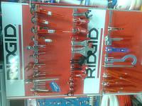 Клещи,ключи для труб Ridgid (США)
