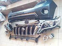 Рестайлинг обвес на Toyota Land Cruiser Prado 150, фото 1