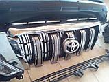 Рестайлинг обвес на Toyota Land Cruiser Prado 150, фото 3