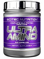 Аминокислоты Scitec Nutrition Ultra Amino (500 капс) (104125) Фирменный товар!