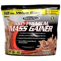 Гейнер MuscleTech 100% Premium Mass Gainer (5,5 кг)