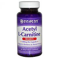 Жиросжигатель MRM Acetyl L-Carnitine (60 капс)