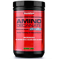 BCAA аминокислоты MuscleMeds Amino Decanate (360 г)