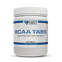 BCAA аминокислоты Pharma First BCAA tabs (320 таб)