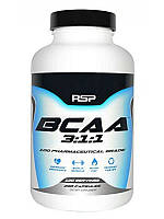 BCAA аминокислоты RSP Nutrition BCAA 3:1:1 (200 капс)