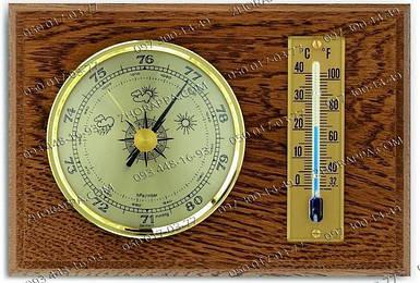 Барометры TFA, барометр с термометром, Отличный подарок на новоселье, прямоугольный,