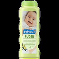 Присыпка детская Babylove (с оливковым маслом), 100г
