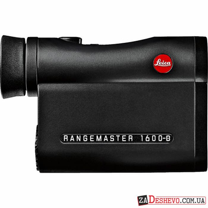 Лазерний далекомір Leica Rangemaster CRF 1600-B (7x24) (40534)