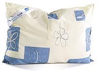 Подушка с наполнением из холофайбера чехол полиэстер