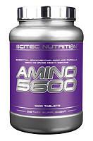 Аминокислоты Scitec Nutrition Amino 5600 (1000 таб)