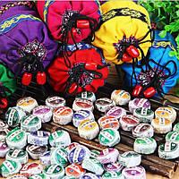 Подарочный набор Пуэр, 50 шт., 10 различных вкусов, 200 g из провинции Юньнань Китай, фото 1