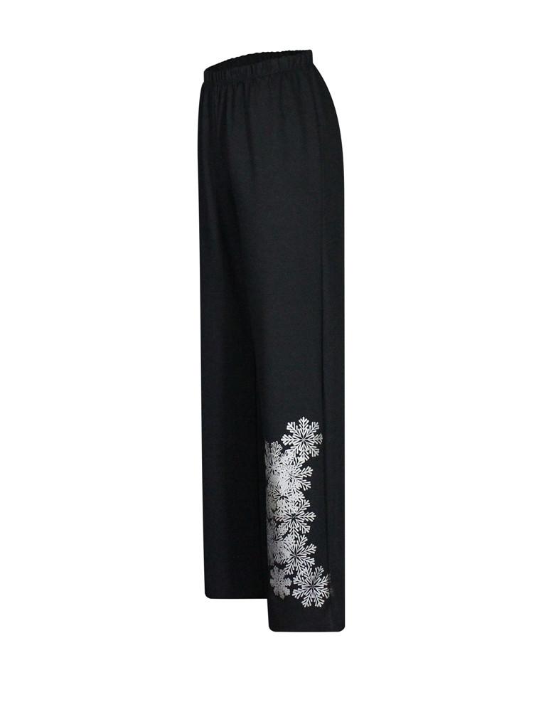 Женские трикотажные брюки Метелица