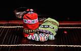 Подарочный набор Пуэр 50 шт. 10 различных вкусов 275 g из провинции Юньнань Китай, фото 3