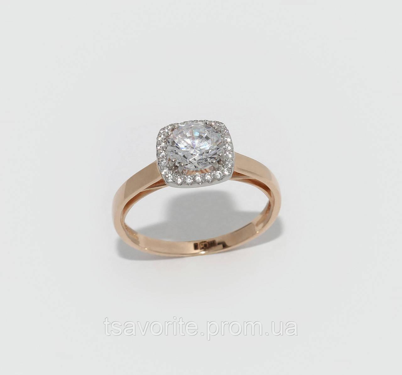 Золотое кольцо 80503