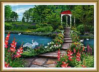 Фотообои, Беседка любви, 16 листов, размер 194х268 см