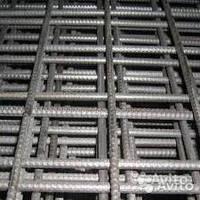 Сетка кладочная 4х100х100 мм. (0.5х2.0м.)