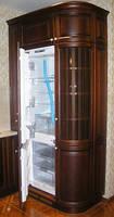 Встраиваемый Итальянский холодильник Smeg C7280FP