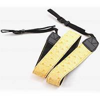 Ремень наплечный Caden PU Leather Strap