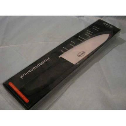 """Керамический нож универсальный, «ceramic knife», длина лезвия 15 см 6"""", фото 2"""